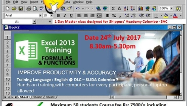 Annual Master Class on Microsoft Excel 2013