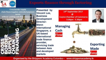 Alternative financing for exports?