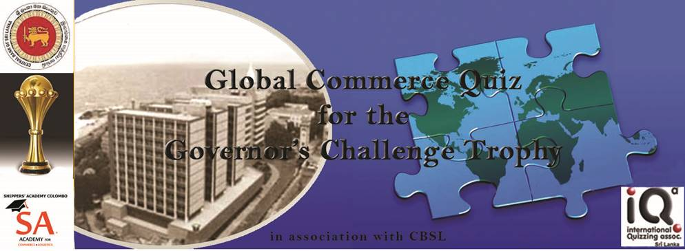 Global Commerce Quiz for the Governors Challenge Trophy 2020